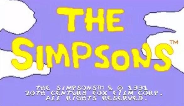 El-arcade-de-Los-Simpsons