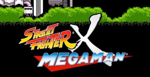 Street Fighter X MegaMan