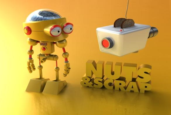 nuts-scraps
