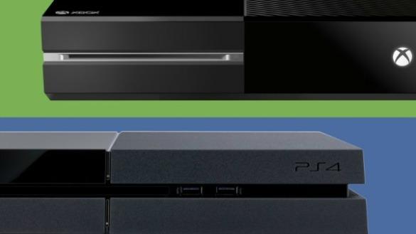 XONE vs PS4