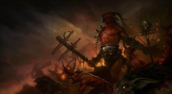 Horda-Diablo